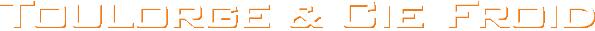 TOULORGE ET CIE FROID Logo